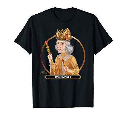 Camiseta de Maximiliano I