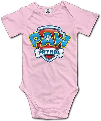 Paw Patrol Body de Manga Corta para niños Ropa de Escalada 18M