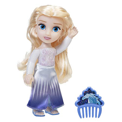 Disney Frozen 2 Elsa Doll 6' Epilogue Mini Doll