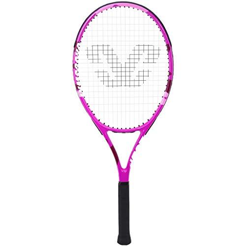 Racchetta da Tennis Professionale Rosa Racchetta da Tennis Femminile, Adatta per Giochi e Sport all'Aria Aperta