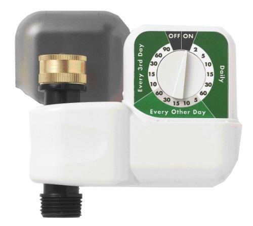 62024 Single-Dial Hose Digital Timer
