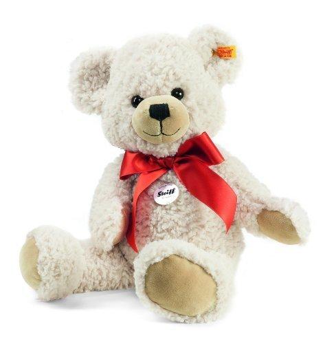 Steiff 40cm Lilly Dangling Teddy Bear (Cream) by Steiff