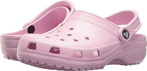Crocs Classic Clog, Unisex – Adulto, Rosa (Ballerina Pink), 39/40 EU