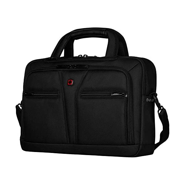 "41LWZGZQAmL. SS600  - Wenger BC Pro - Funda para portátil (11,6-13,3"", con Bolsillo para Tablet), Color Negro"