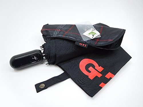 VW GTI Regenschirm Vollautomatisch, schwarz - 5GB087602