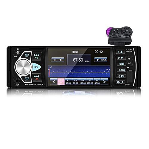 PeroFors 4022D 4.1 Pollici 1Din Wince Autoradio Stereo Auto Mp5 Lettore Mp3 HD Touch Screen Bluetooth FM Aux Tf Supporto Immagine di Backup