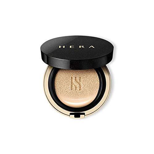 Korea Face Makeup Cushion/HERA Black Cushion #21 Vanilla SPF34 / PA++ (15g + refill 15g)