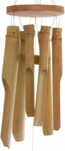 Windhorse - Campana de viento (cañas de bambú)