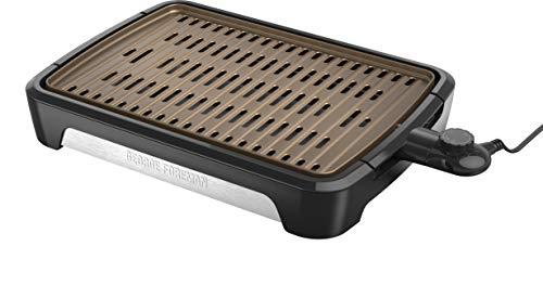 Parrillas, planchas, raclettes y piedras de asar eléctricas marca George Foreman
