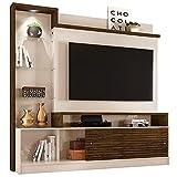 Centro de Entretenimiento para TV hasta 55' Mueble de TV Rack Modular (Off White -...