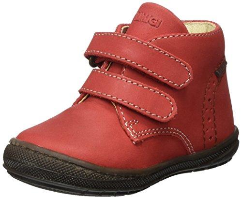 Primigi Pbd 8040, Zapatillas Unisex niños, Rojo (Red), 18 EU