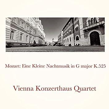 Mozart: Eine Kleine Nachtmusik in G major K.525