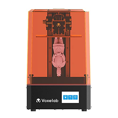 Voxelab Proxima Impresora 3D, fotocurado UV LCD Impresora 3D de resina grande con fuente de luz UV LED de 8.9 pulgadas 4K pantalla...