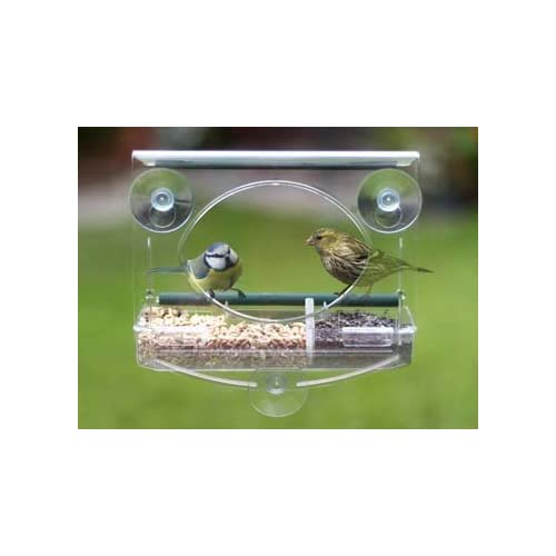 Window Bird Feeders Amazon Co Uk