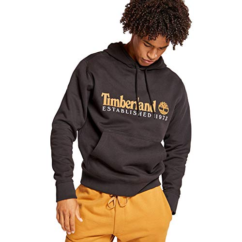 Timberland Core Established 1973 Hoodie Black/Wheat Boot SM