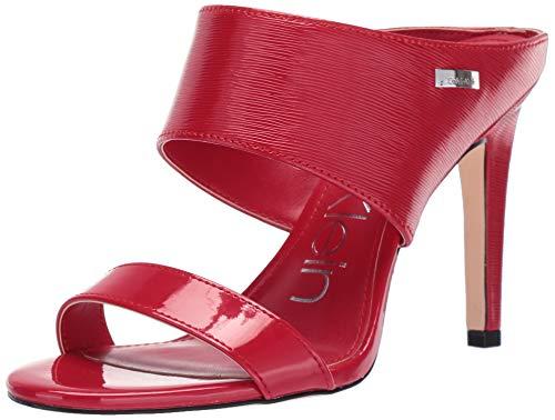 Calvin Klein Shayna Cherry Patent Smooth 9