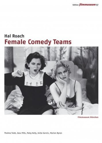 Female Comedy Teams by Anita Garvin