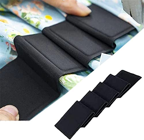 1/2pcs Clothes Pleating Tape, Deep Pinch Pleat Tape, Pleat Tape for Curtains, Curtain Pleating Tape, Heading Deep Pinch Pleat Tape, Pencil Pleat Curtains with Hooks, Suitable for Clothes (1pcs)