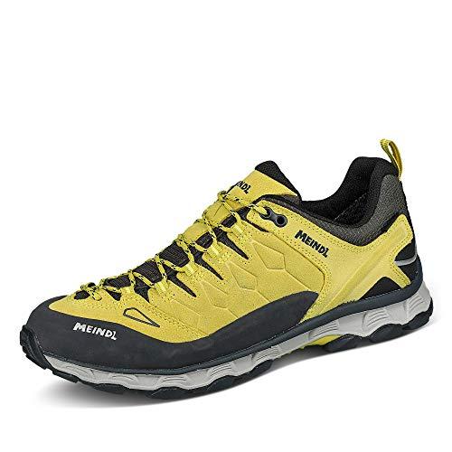 Meindl Herren Lite Trail GTX Schuhe, gelb-Graphit, UK 11