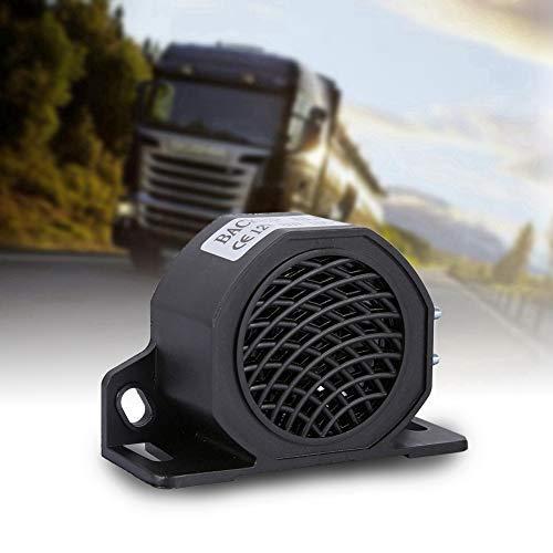 Zyyini Auto Umkehrhorn, Schneckenhorn, Rückfahrwarnmelder, wasserdicht 12V 105 DB Horn Rückfahrwarner für Universal PKW LKW Schwerlastwagen Van Freight Lorry Auto LKW Fahrzeug