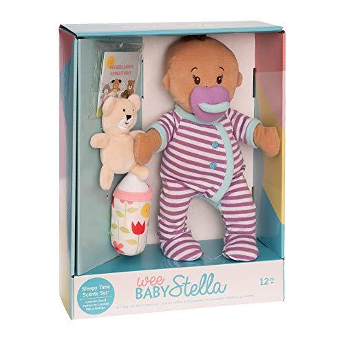 Manhattan Toy Wee Baby Stella Beige Sleepy Times Scent 12