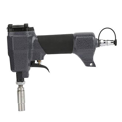 FTVOGUE Nail Gun Pneumatic Trim Finish Pin Gun Nailer Woodworking Tools Air Nail Gun 1170 Hand Tools