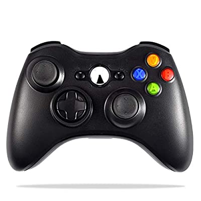 Wireless Controller for Xbox 360, Astarry 2.4GHZ Game Controller Gamepad Joystick for Xbox & Slim 360 PC Windows 7, 8, 10