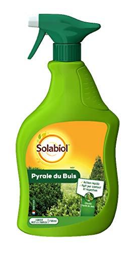 Solabiol SOPYRPAL750 Pyrale du Buis 750 ML, Incolore