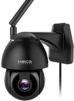 Meco 1080P HD Pan/Tilt WiFi Home Surveillance Camera