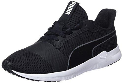Puma Damen Flex XT Active WN\'s Fitnessschuhe, Schwarz Black-Quiet Shade White 01, 36 EU