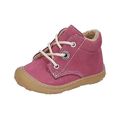 RICOSTA Pepino by Fille Bottes & Boots CORANY, Bottes d'hiver pour Enfants, Chaussures d'extérieur,Chaud,doublé,Fuchsia,20 EU / 4 UK