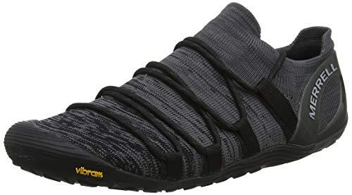 Merrell Vapor Glove 4 3D, Zapatillas Deportivas para Interior para Hombre, Negro (Black), 41 EU