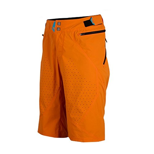 Royal Racing Short Impact-Orange Homme, FR (Taille Fabricant : XL)