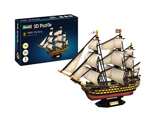 Puzzles 3d barco