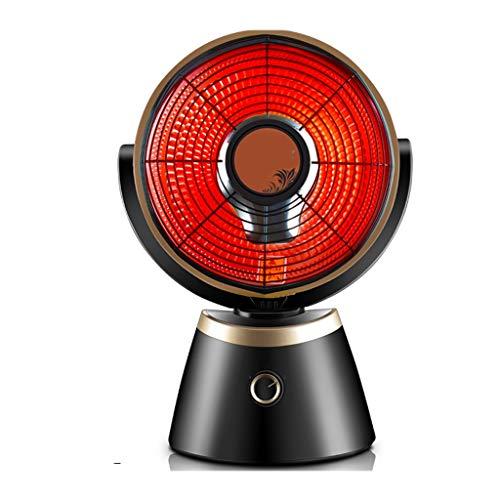 THBEIBIE Calefactor portátil, Fuego rotatorio, Arma de Fuego a la Parrilla. (Color...