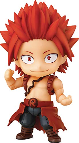 Good Smile My Hero Academia: Eijiro Kirishima Nendoroid Action Figure, Multicolor