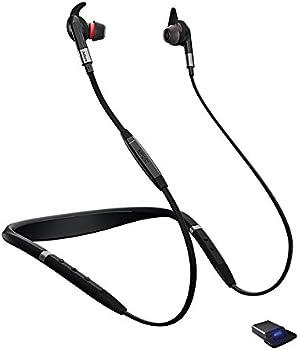 Refurb Jabra Evolve 75e Microsoft Skype Bluetooth Earbuds