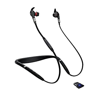 Jabra Evolve 75e MS Bluetooth Wireless in-Ear Earphones, Small, Black (B078NS6SVY) | Amazon price tracker / tracking, Amazon price history charts, Amazon price watches, Amazon price drop alerts