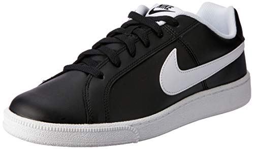 NIKE Court Royale Baskets Homme, Noir (Black/White 010) 43 EU