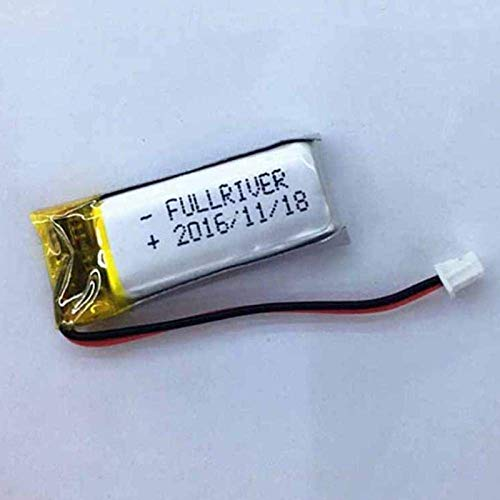 Batería de Respaldo de Alto Rendimiento FULLRIVER -icpp43 / 12/33 ICPP431233 521233/431233/431433 Steel Mate Batería de Control Remoto Steelmate Batería Recargable de Iones de Litio