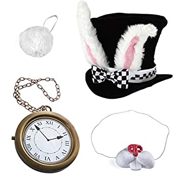 Best white rabbit costume Reviews