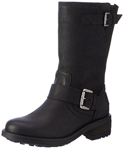 BULLBOXER Damen 427500E6L Stiefel, Schwarz (Black), 40 EU