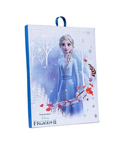 SIX Frozen Adventskalender mit kindgerechten Schmuckstücken (371-059)
