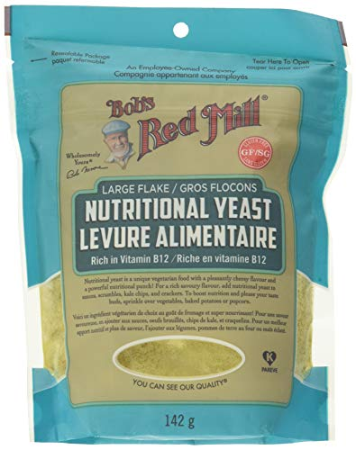 Bobs Red Mill Large Flake Nutritional Yeast, 142 Grams