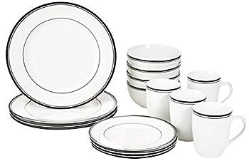 plate sets 16 piece