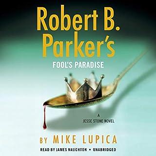 Robert B. Parker's Fool's Paradise cover art
