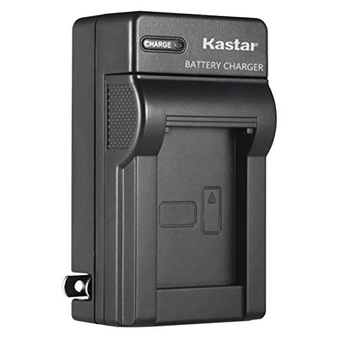 Kastar NP-FW50 AC Wall Battery Charger Replacement for Sony ILCE-5000, Alpha α5000, a5000, ILCE-5100, Alpha α5100, a5100, ILCE-6000, Alpha α6000, a6000, ILCE-6100, Alpha α6100, a6100 Camera