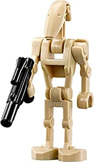 LEGO Star Wars Minifigure Battle Droid with Blaster Gun (Clone Wars)