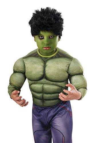 Avengers 2 Age of Ultron Child'S Hulk Wig