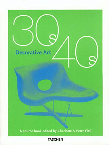 Compare Textbook Prices for Decorative Arts 1930s & 1940s: A Source Book 1 Edition ISBN 9783822860526 by Fiell, Charlotte,Fiell, Peter